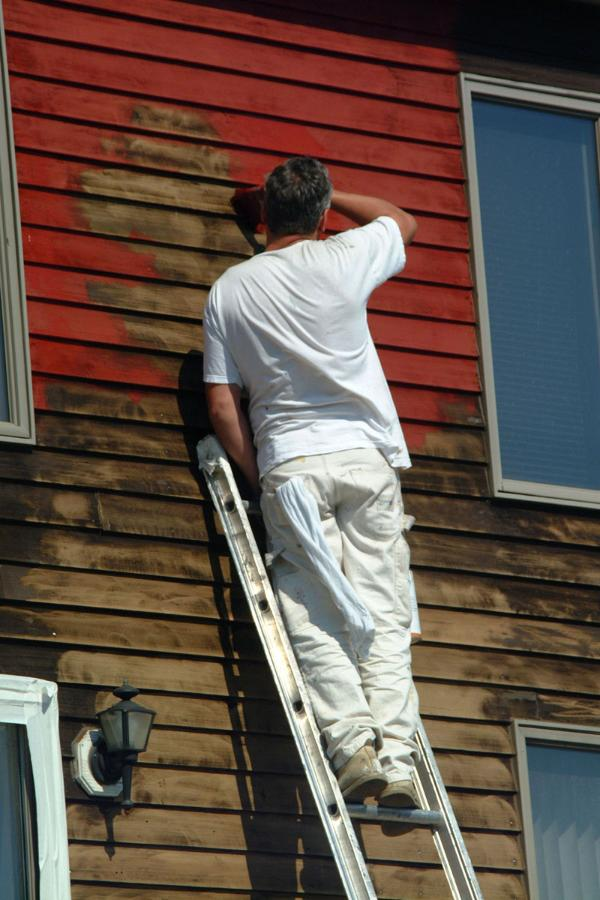 quality exterior painters